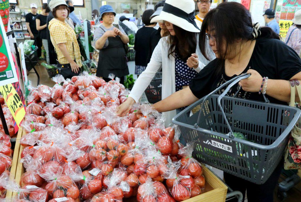農業新聞・JAさいたま・20160529・トマトまつり・ヨコ1