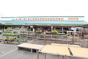 四季彩館農産物直売所