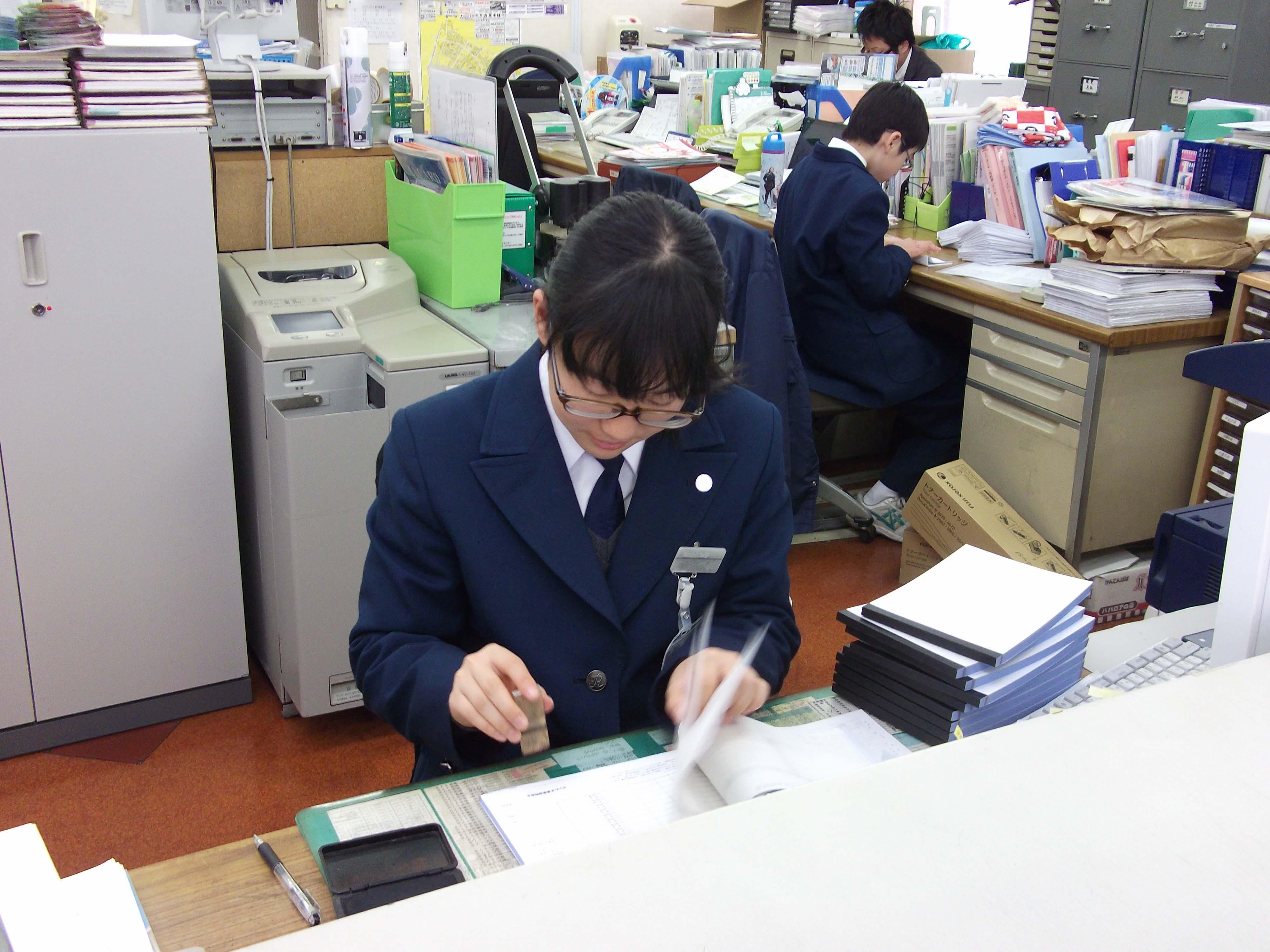 P15右下 完成・通信員(南平支店)中学校夢ワーク