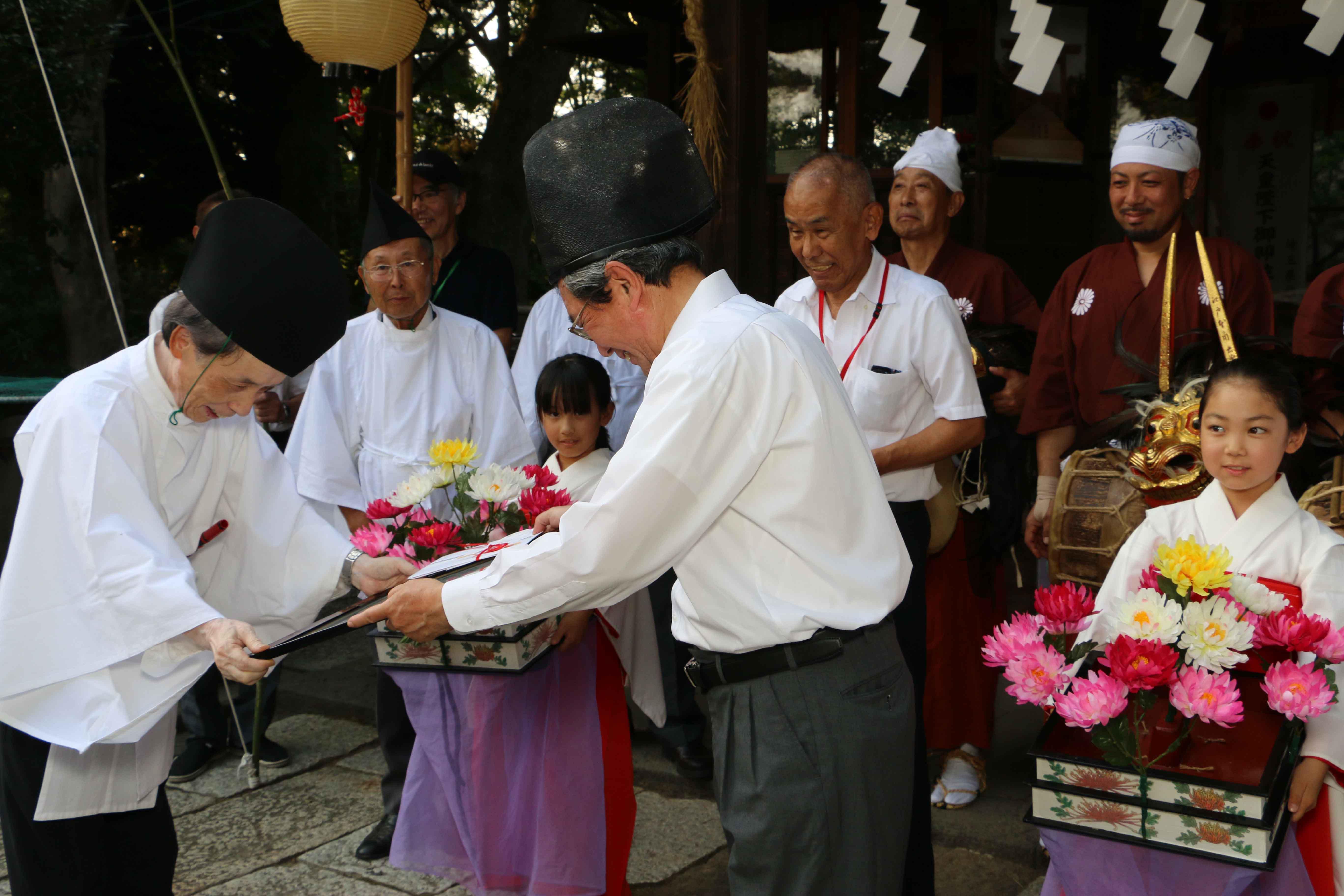 第30回農村地域文化賞優秀賞を受賞(土合支店)