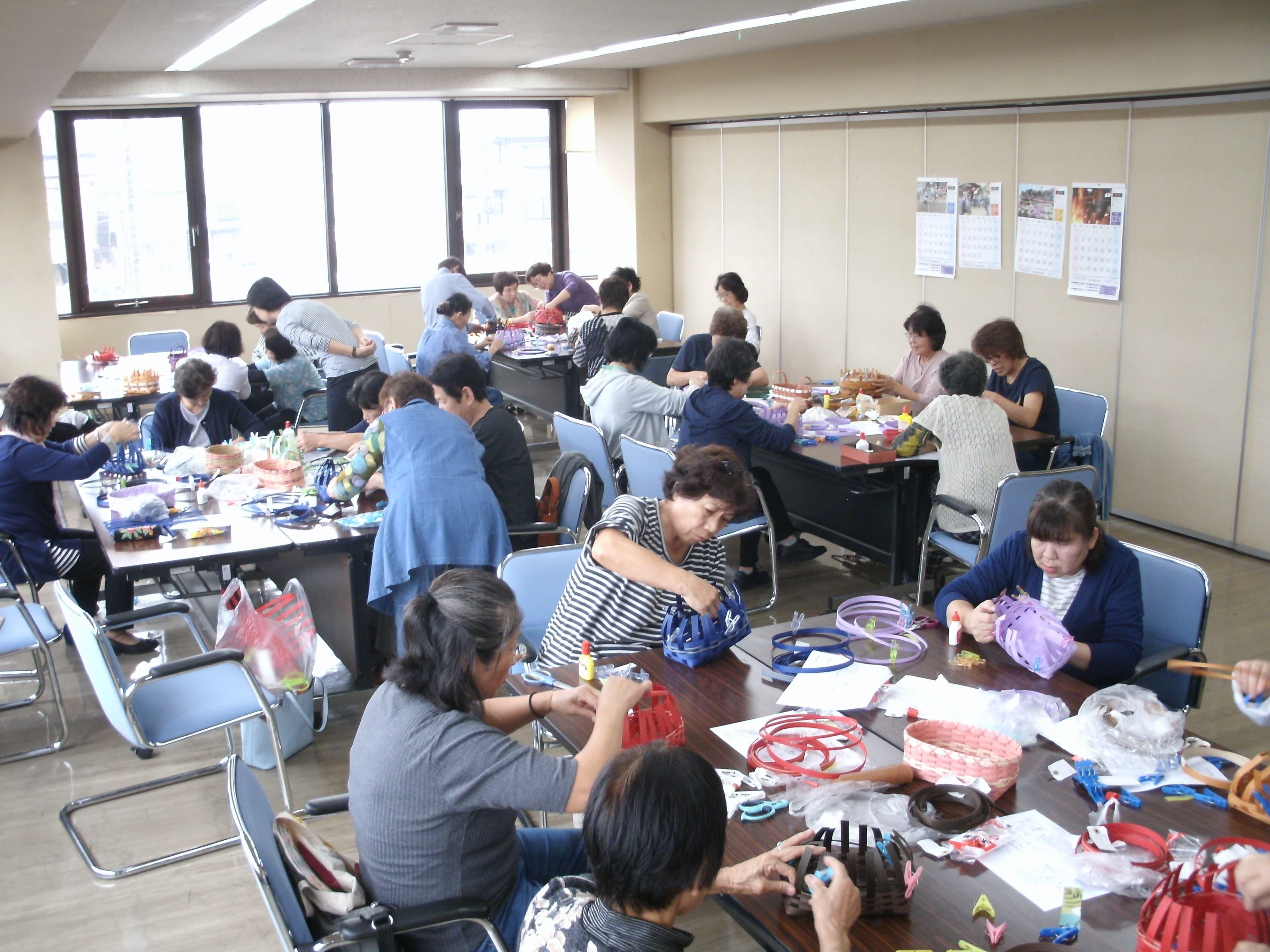 エコクラフト講習会(神根支店)